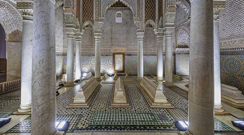 Marrakech sightseeing guided tour